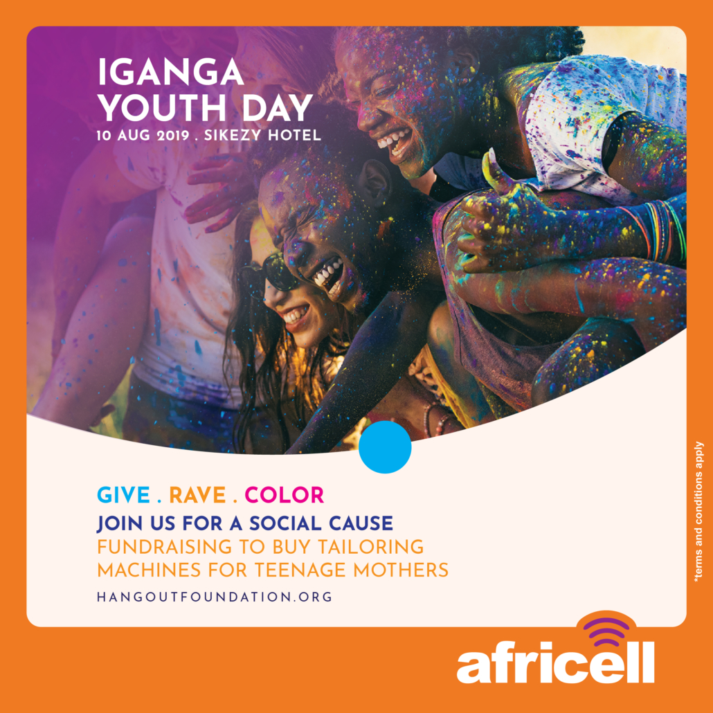 Iganga-Youth-Day - Africell-Uganda